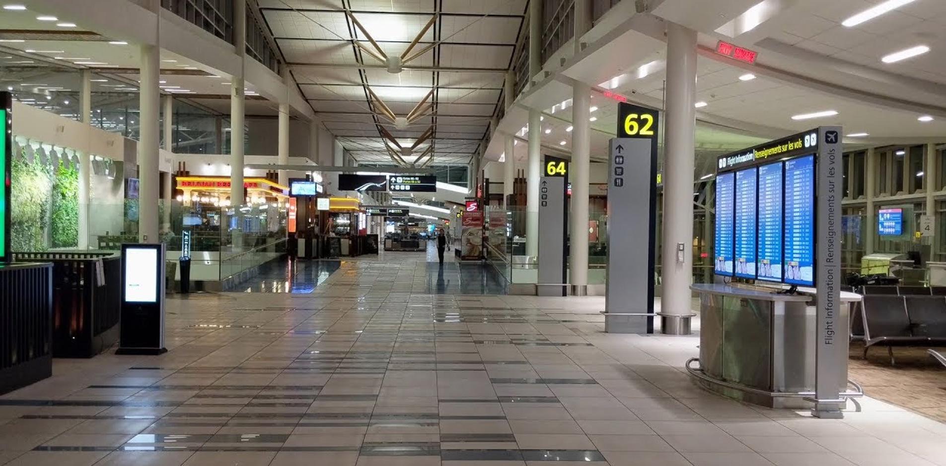 Edmonton International Airport Terminal Expansion