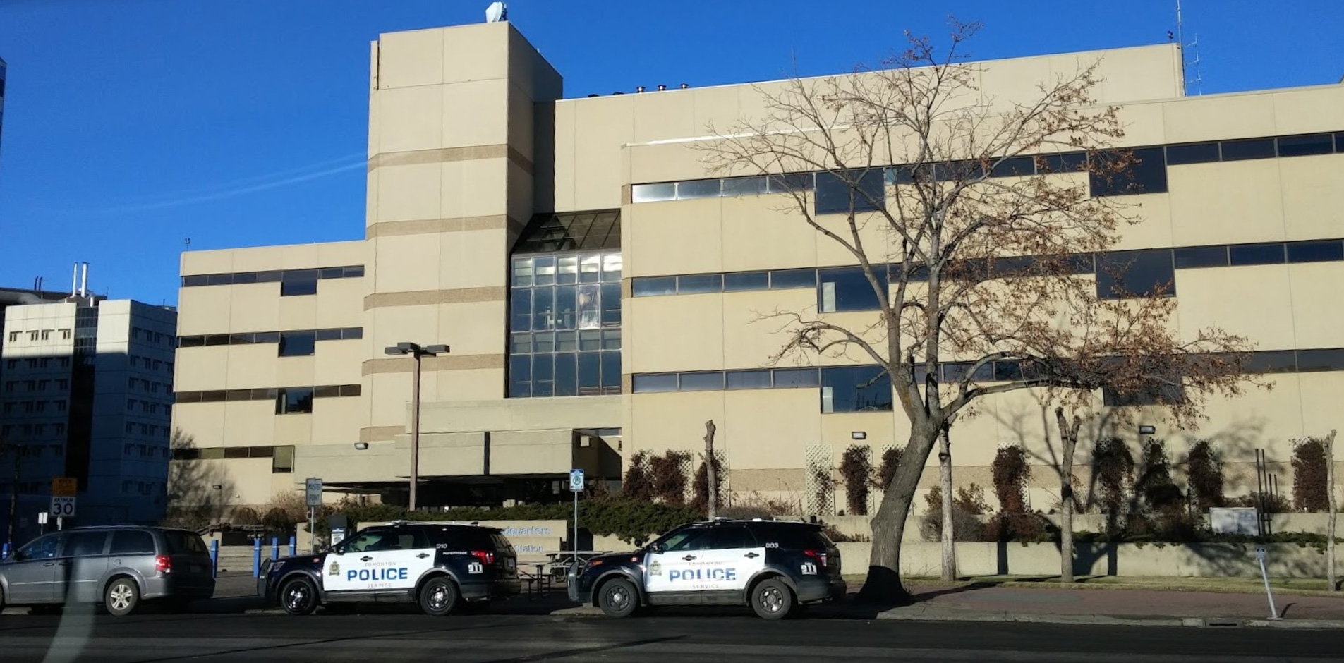 Edmonton Police Service Central Stores- Westwood Facility