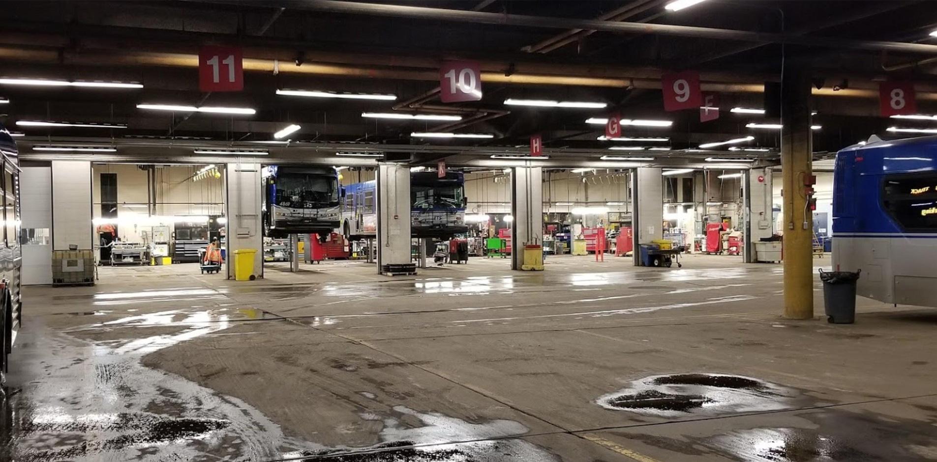 Thomas Ferrier Garage-ETS